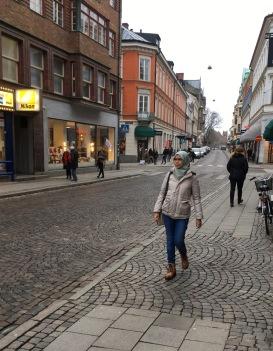Afternoon walk in Lund