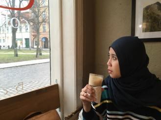 At Coffee Break
