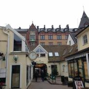 A corner of Lund. Photo by me.
