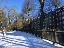 Lunds Stadsparken. Photo by me.