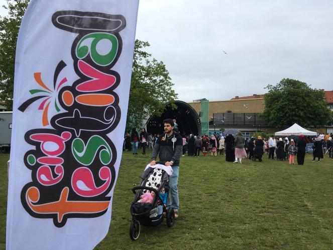 Välkommen till Eid Festival