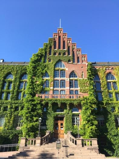 Universitets Biblioteket (Lund's University Library)