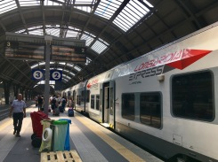 The Malpensa Express
