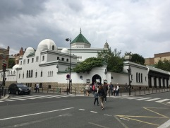 Paris Grand Mosque