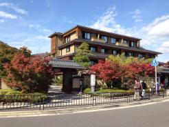 Musim gugur di Arashiyama