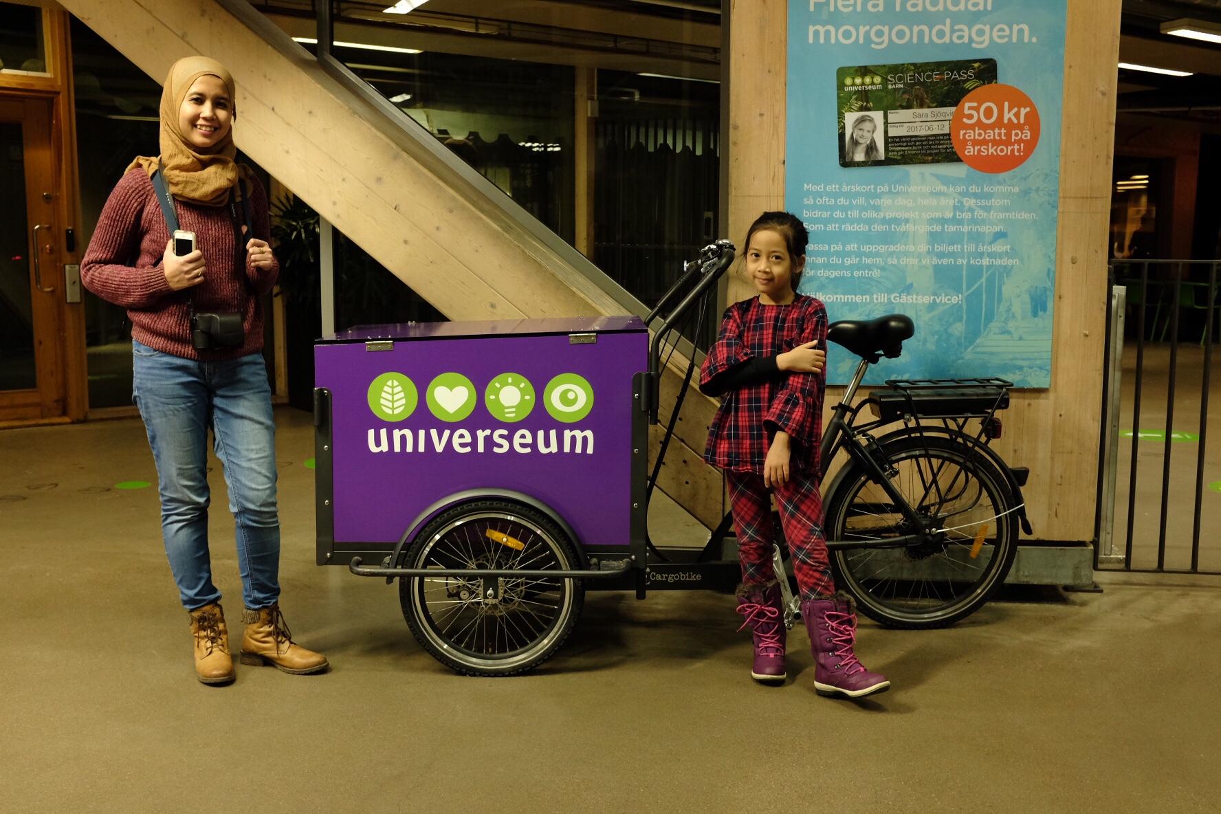 Four Days and Three Nights in Gothenburg