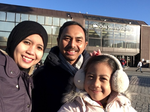 Velkommen til Oslo
