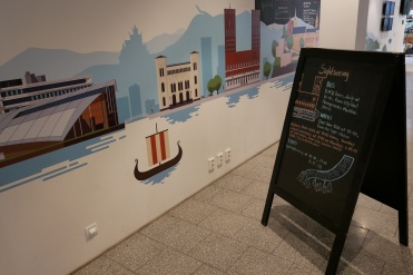 The Oslo Tourist Information Centre