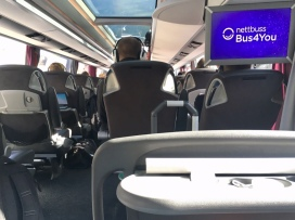 Our Nettbuss experience