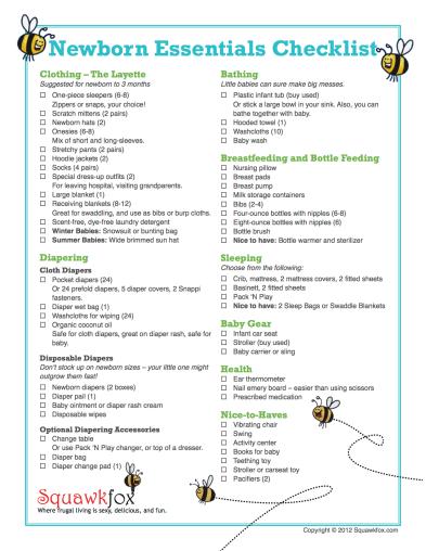 newborn-essentials-checklist